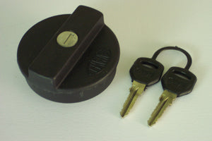 <p>Brand new Locking Fuel Cap that would fit many Fiat and Lancia models including Fiat 124, 126, 127, 128, 130, 131, 132, 50