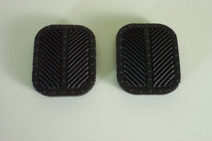 <p>Brand new set of pedal pads (clutch and brake) that would fit a wide variety of Fiat models (Manual Transmission) includin