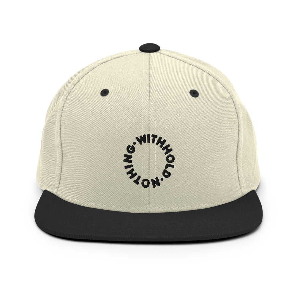 Withhold Nothing Six Panel Hat