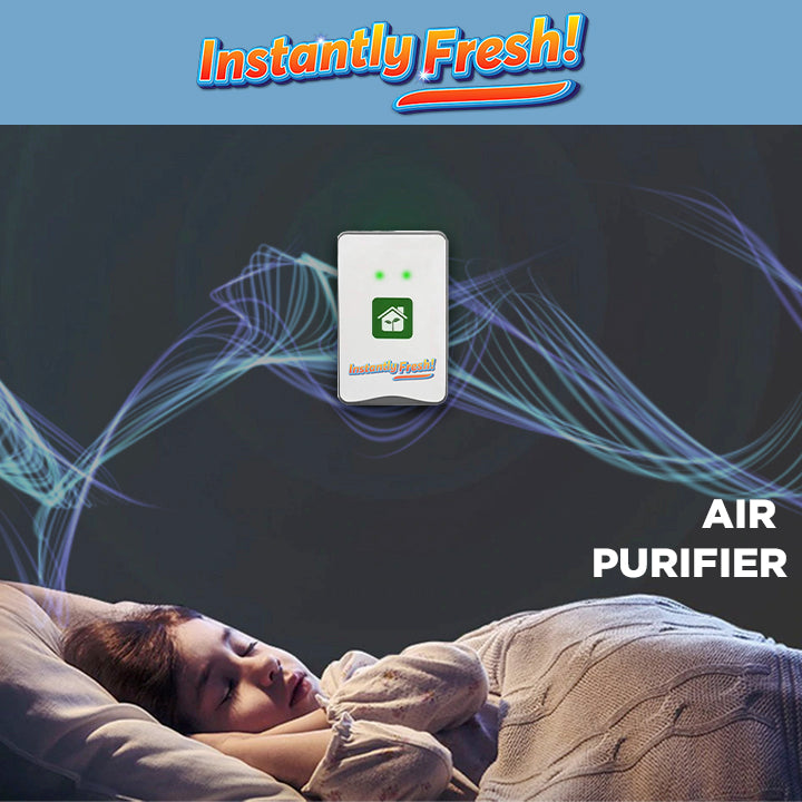 INSTANTLY FRESH PLUG-IN AIR PURIFIER
