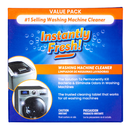 WASHING MACHINE CLEANING TABLETS - 5 Tablets