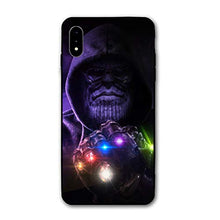Load image into Gallery viewer, iPhone XR Case,Comics Anti-Scratch Ultra-Thin Mobile Phone Shell Custom for iPhone XR Only 6.1 inches (Avengers-4)