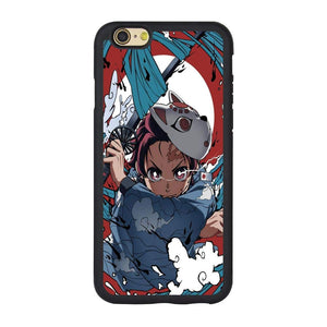 Kimetsu-No-Yaiba iPhone 8 Case/iPhone 7 Case Custom Mobile Phone Shell Cover for iPhone 7 / iPhone 8