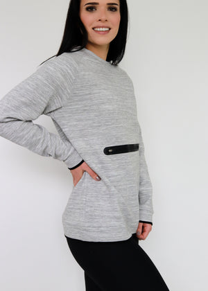 Sweet As Crew Neck Pullover. Soulan Apparel. Activewear.