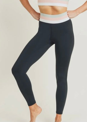 Marshmallow High Waist Leggings