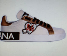 Load image into Gallery viewer, Dolce e Gabbana Fashion Sneakers - DivaJean