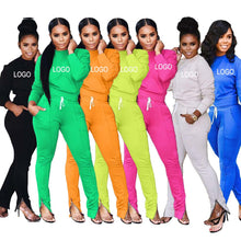 Load image into Gallery viewer, Womens Sweat Suits - DivaJean