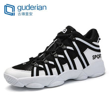 Load image into Gallery viewer, Leather Sneakers Guderian - DivaJean