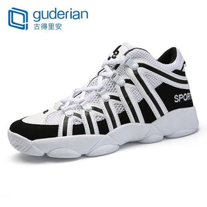 Leather Sneakers Guderian - DivaJean