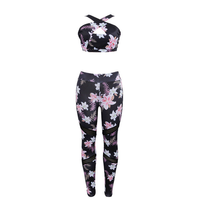 2/Two Piece Set Top and Pants Club Outfits Sexy Plus Size Tracksuit Women's Tracksuit Jogging Sweat Suits Festival Clothing - DivaJean
