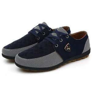 High Quality Men Casual Sneakers Breathable Spring and Autumn Moccasins for Mens Casual Shoes Men's Footwear - DivaJean