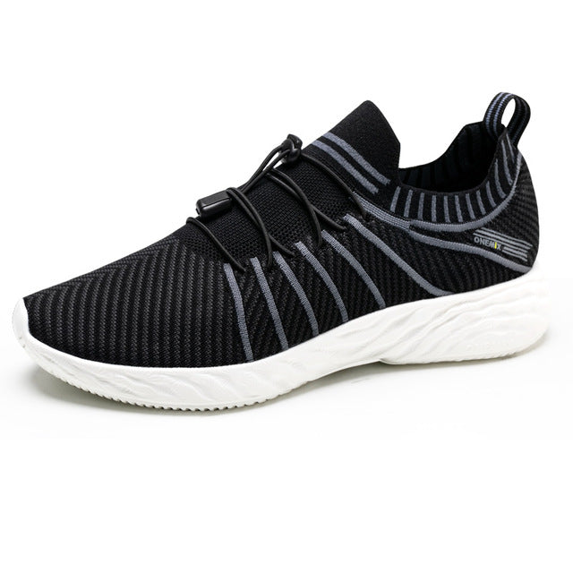 ONEMIX Men Running Shoes Trainers Comfortable Damping Outdoor Athletic Vulcanized Tennis Shoes Trail Sneakers 350 Free Shipping - DivaJean