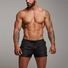Load image into Gallery viewer, New Brand Quick Dry Board Shorts for Men 2019 Summer Casual Active Sexy Beach Surf Swimi Shorts Man Fitness Gym Shorts - DivaJean