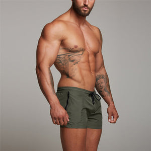 New Brand Quick Dry Board Shorts for Men 2019 Summer Casual Active Sexy Beach Surf Swimi Shorts Man Fitness Gym Shorts - DivaJean