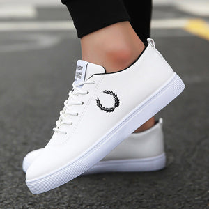 Spring Autumn White Shoes Men Shoes Men's Casual Shoes Fashion Sneakers Street Cool Man Flat Shoes Footwear zapatos de hombre - DivaJean