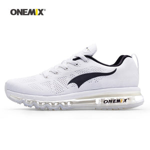 ONEMIX 2020 Men Running Shoes For Women Mesh Knit Trainers Designer Trends Tennis Sports  Outdoor Travel Trail Walking Sneakers - DivaJean