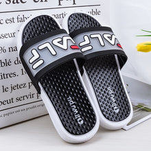 Load image into Gallery viewer, Men Shoes Solid Flat Bath Slippers Summer Sandals Indoor Outdoor Slippers Casual Men Non-slip Flip Flops Beach Shoes Beach - DivaJean