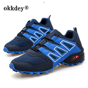 Men luminous shoes Solomon series explosion-proof sneakers shoes chaos large size outdoor shoes non-slip casual sports shoes 20 - DivaJean
