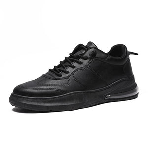 New 2020 Spring Summer Superfine Fiber Shoes Men Sneakers Low Top Black Shoes Men's Casual Shoes Male Brand Fashion Shoes * - DivaJean