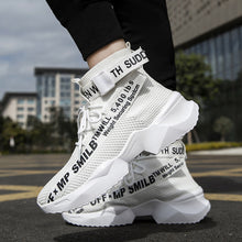 Load image into Gallery viewer, Men shoes Sneakers Male Mens casual Shoes tenis Luxury shoes Trainer Race off white Shoes fashion loafers running Shoes for men - DivaJean