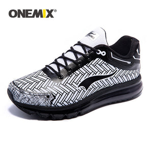 ONEMIX hot sale Summer Men Running Shoes Sports Sneakers Cushion Breathable Outdoor Air Trainers Men Walking Tennis Shoes - DivaJean