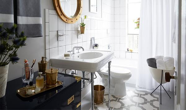 5 Stylish Decor For Your Bathroom
