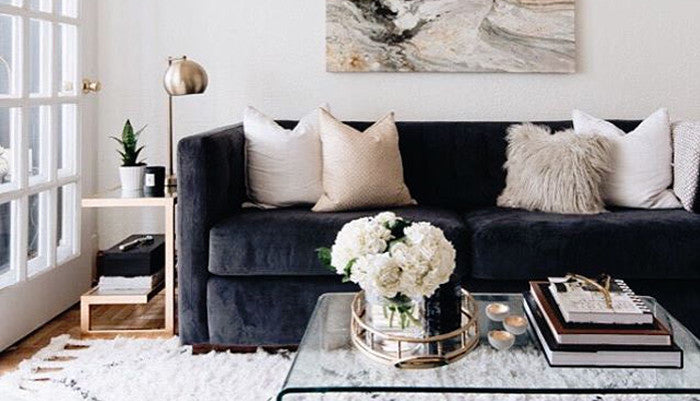 3 WAYS TO STYLE YOUR COFFEE TABLE