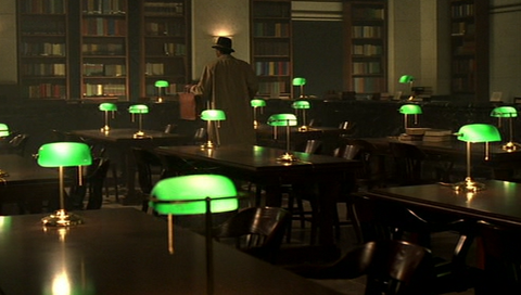 A Green Glass Bankers Lamp In Stand By Me Vintage Bank Table – Green Desk Lamps