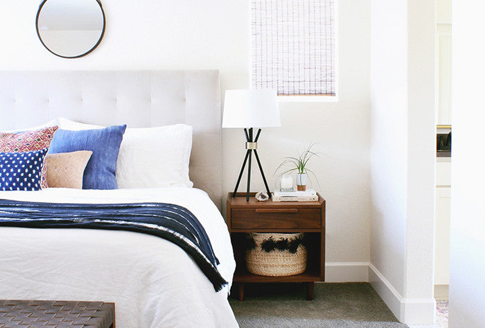 5 Styling Guest Room Tips