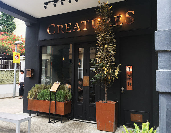 A Hidden Gem: CreatureS Cafe