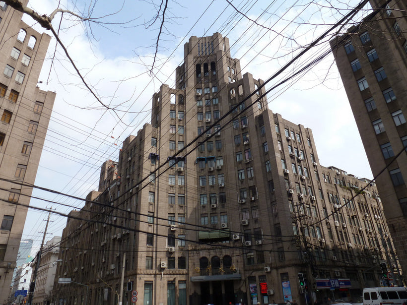 Insider's Guide: Shanghai's Finest Art Deco Buildings