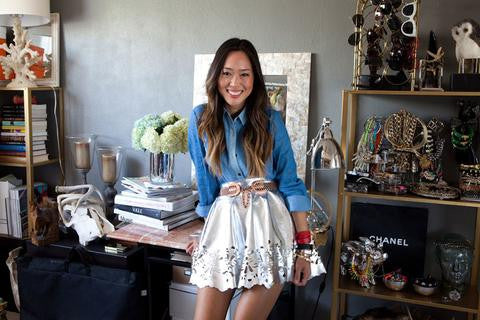 Home Inspiration: Aimee Song (@songofstyle)