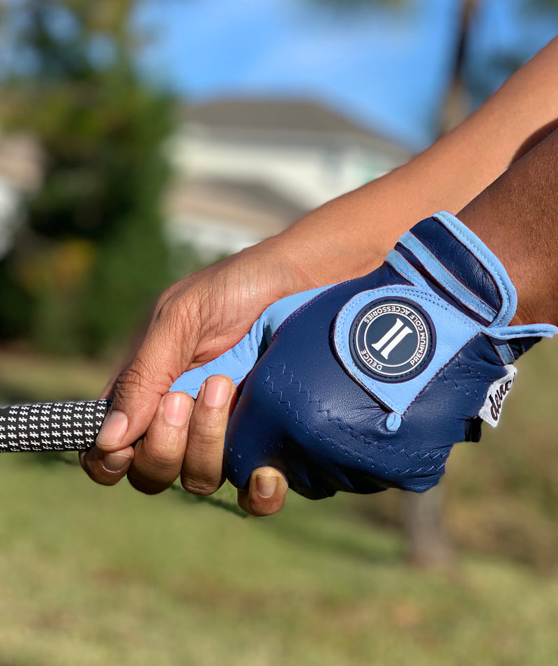 Blueberry - Men's Golf Glove