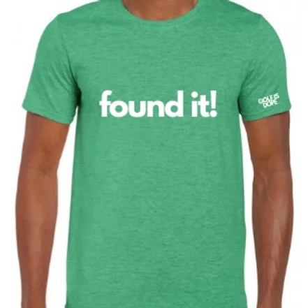 Found It! - Golf T-Shirt