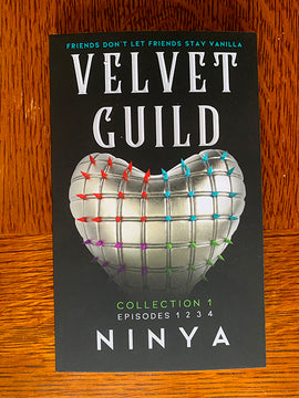 CLOSEOUT COVER PAPERBACK Velvet Guild Collection 1: Episodes 1 2 3 4