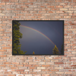 Rainbow: Framed Art Poster