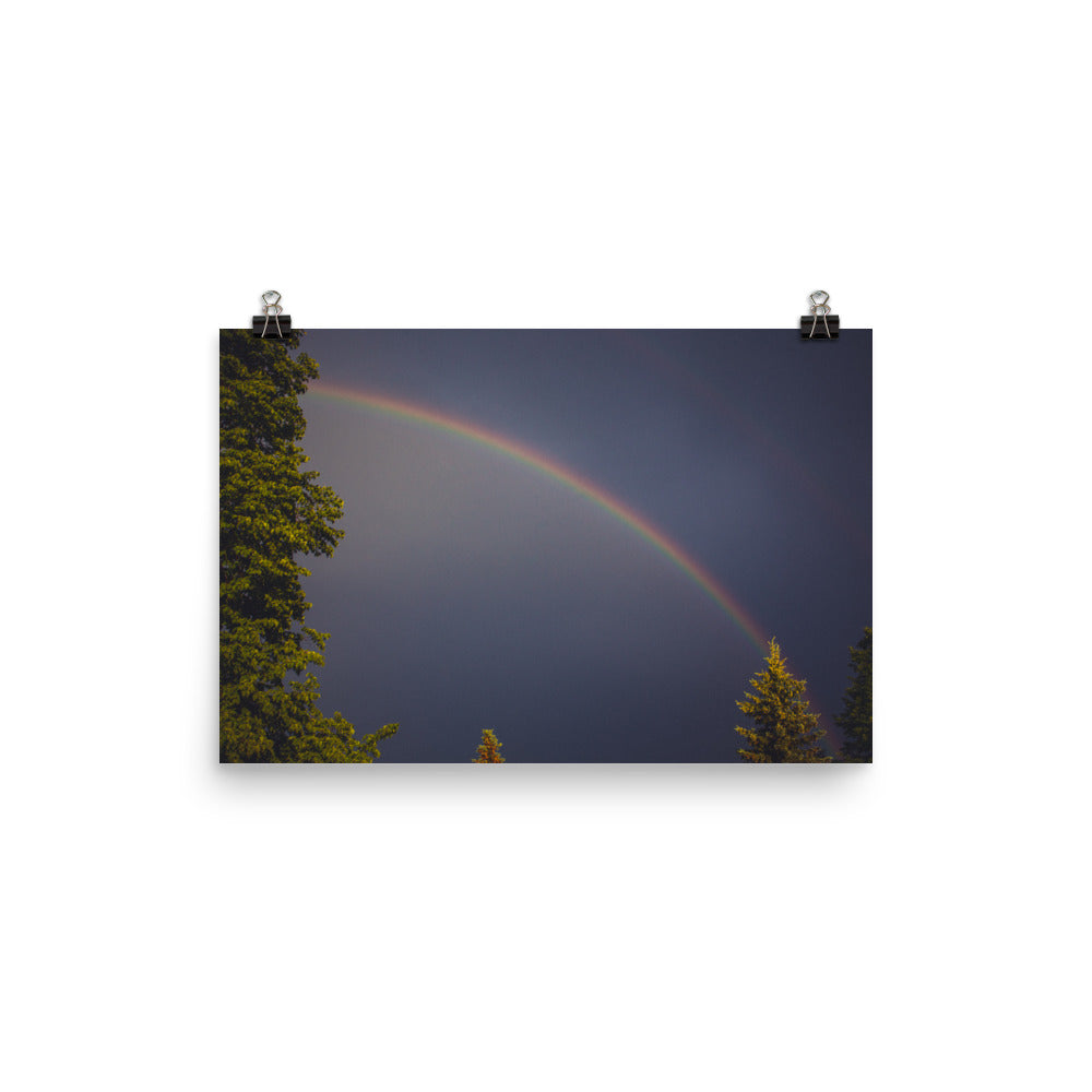 Rainbow: Photo Art Poster