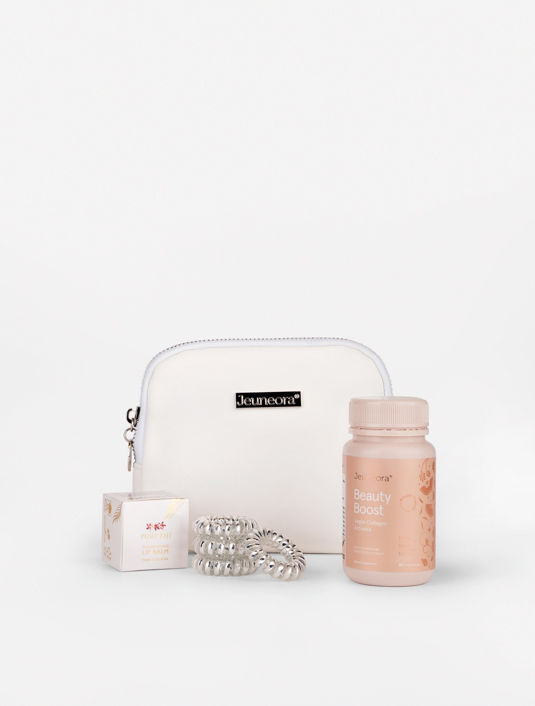 Jeuneora Beauty Bag With Beauty Boost Capsules