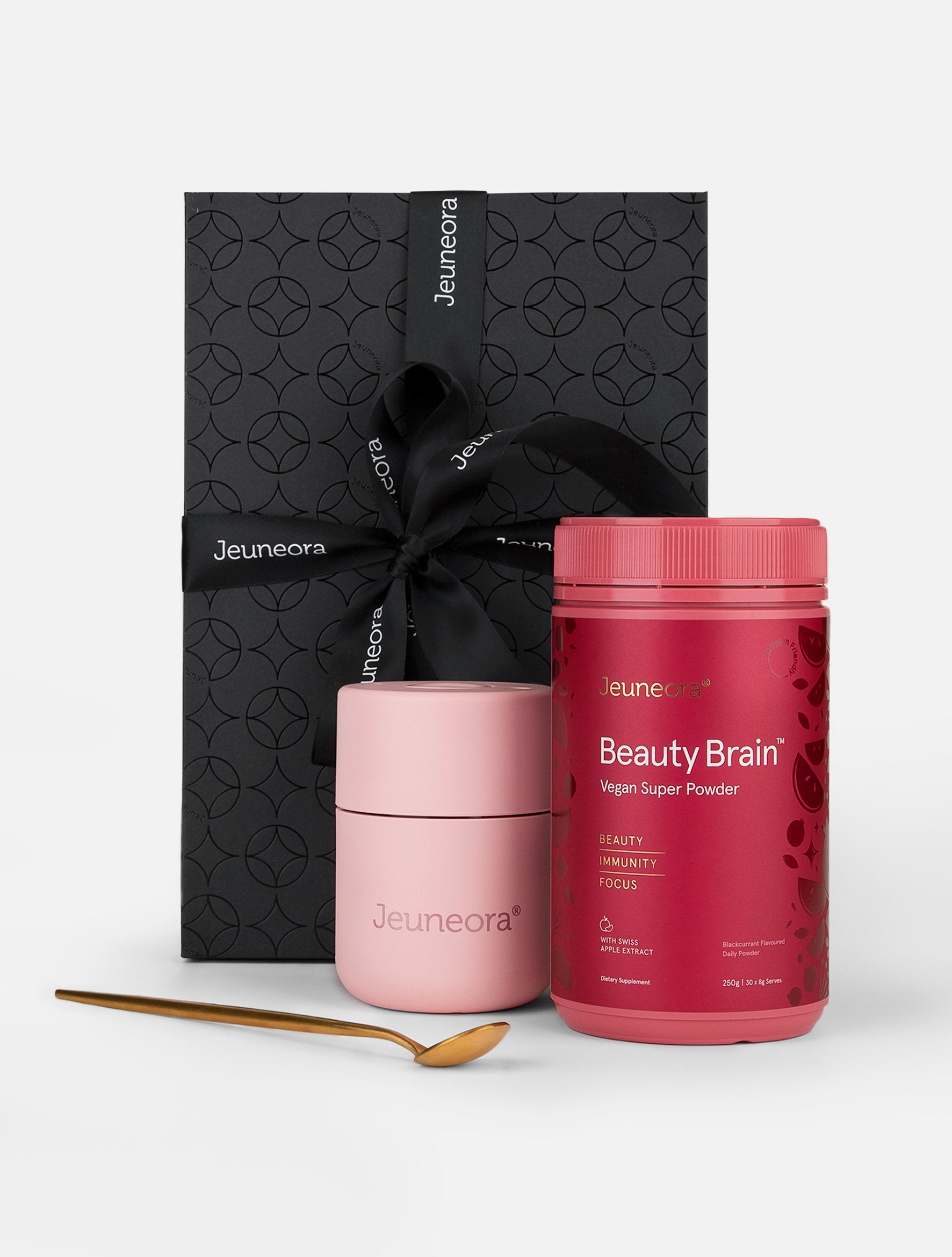 Jeuneora Daily Zen Gift Box with Beauty Brain