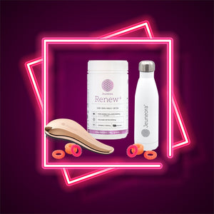 Renew+® Mixed Berry Lush Locks Bundle