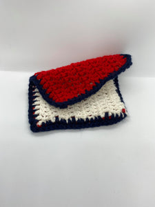 Crochet Independence Day Pot Holders