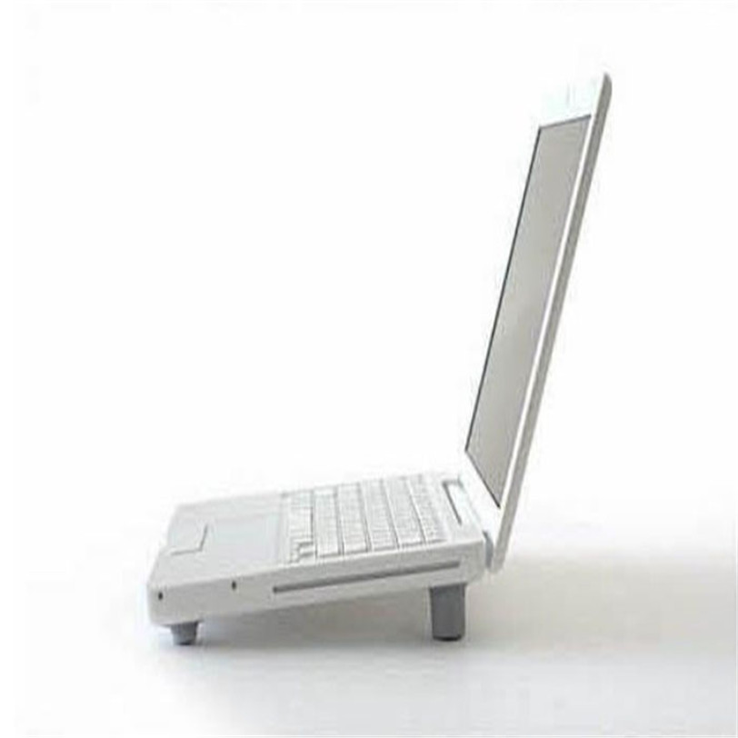 4pcs Notebook Accessory Laptop Heat Reduction