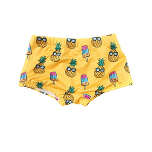 Conjunto de Praia - Pineapple Face