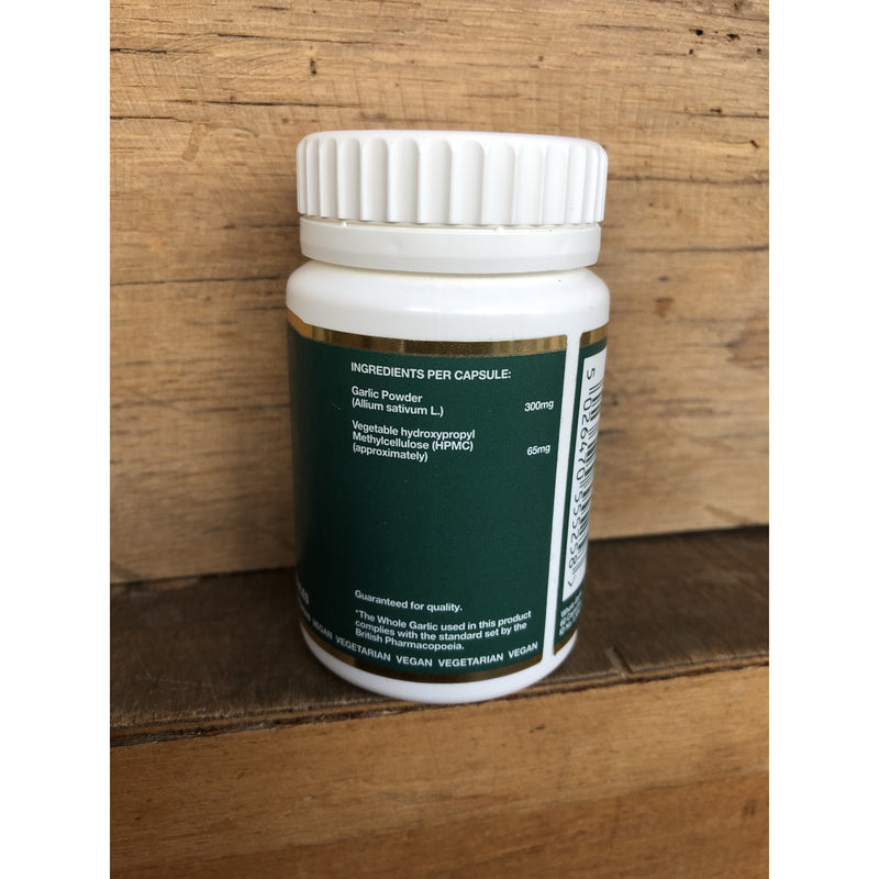 Garlic Capsules - Bio-Health