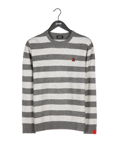 ANTWRP - PULL - MED GREY CHINE