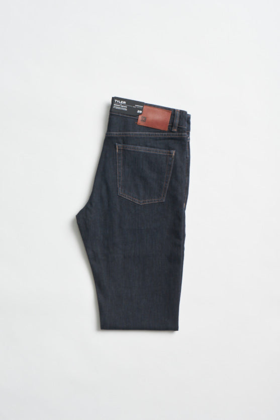 DENIM & MORE,JEANS,HEREN,TYLER,CHERRY