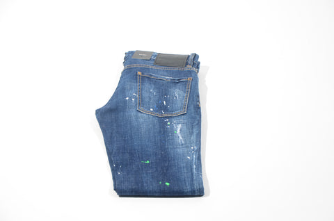 Dsquared - JEANS - BLAUW