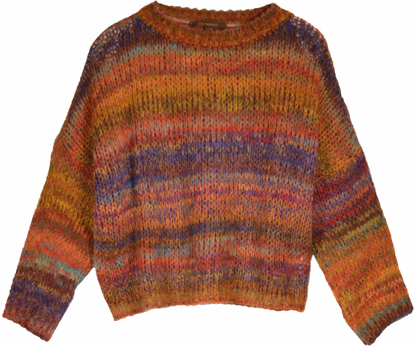 LA FEE MARABOUTEE - PULL - MULTICOLOR