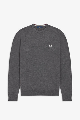 FRED PERRY - PULL - GRIJS