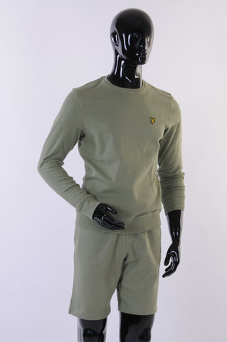 Lyle & Scott - Sweater - Groen